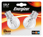 Ampoule Energizer Halo Eco Flamme - B22 - Dimmable - 2700K - 33W = 40W - 460 lumens